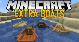 Extra-Boats-mod-for-minecraft-logo