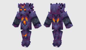 Spooky Armor Skin for 12