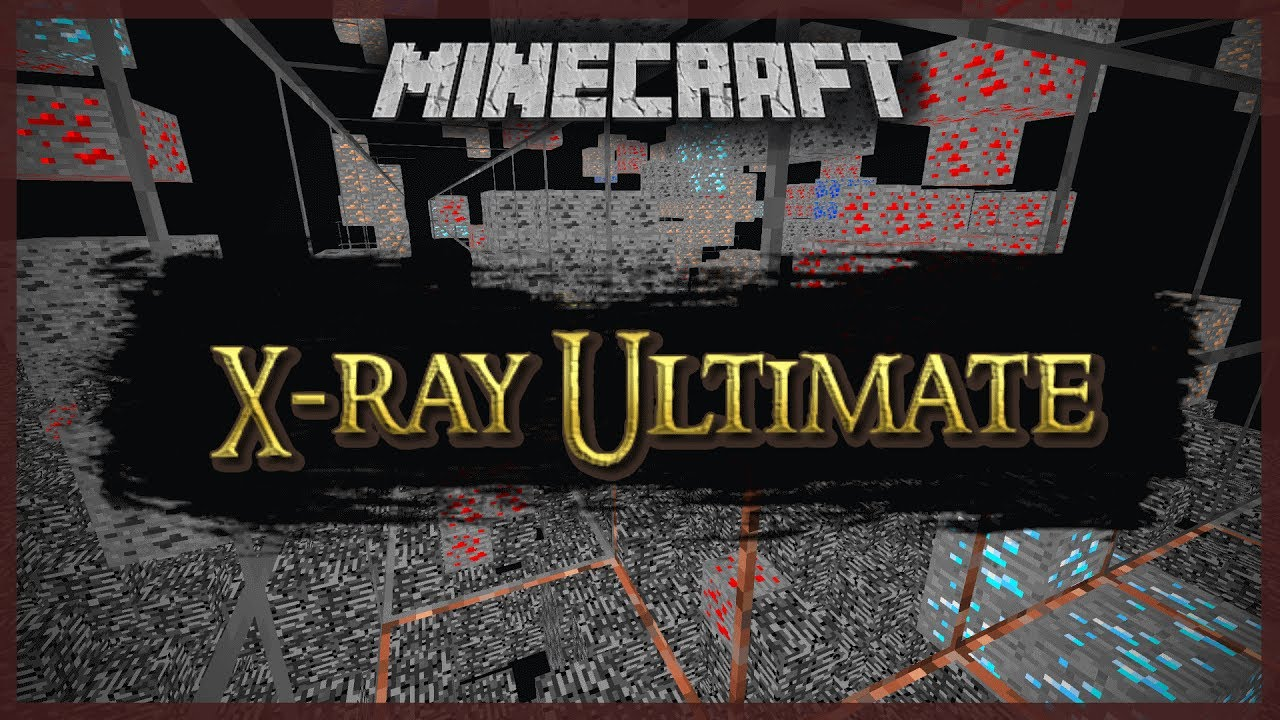 Xray Ultimate Texture Pack for MC 11111111.111111111111.11111111/11111111.111111111.11  MTMods.com