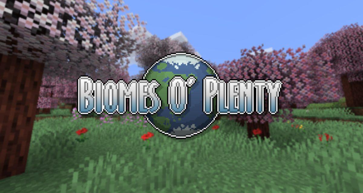 Biomes O Plenty Mod 1 15 2 1 14 4 1 13 2 Mtmods Com