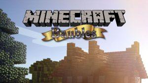 baubles, Minecraft, baubles mods