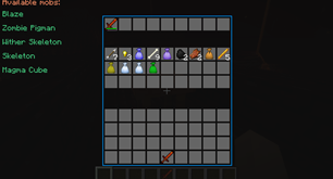 Killertable Mods, Minecraft