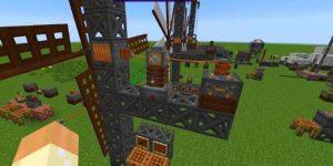 Minecraft, sürükleyici mühendislik modları,