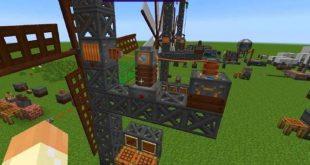 Minecraft, immersive engineering mods,